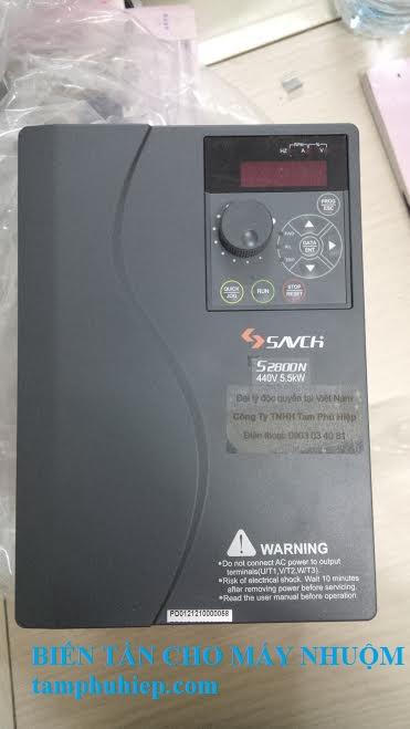 Biến tần cho máy nhuộm