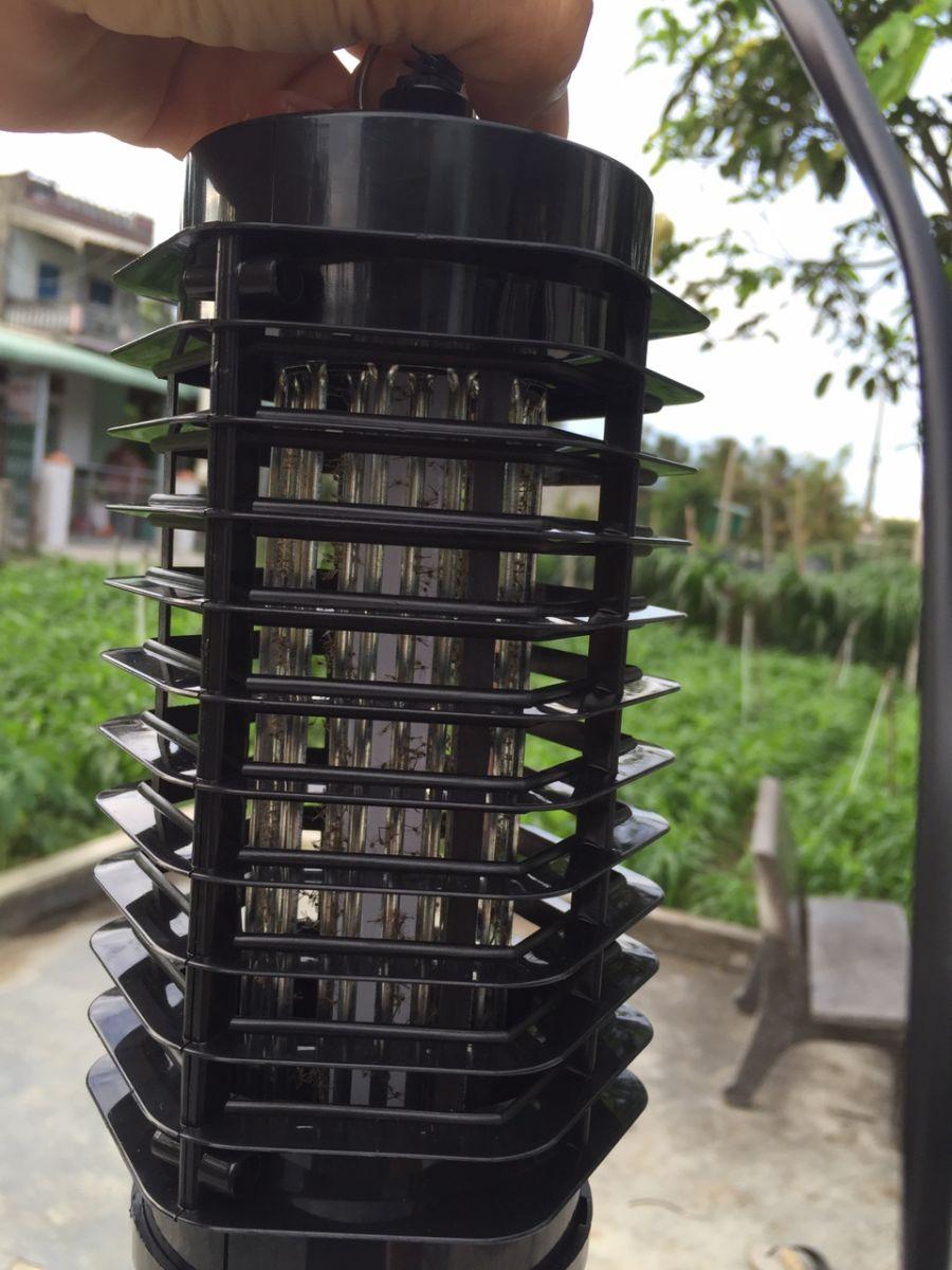 Đèn bắt muỗi con dơi model cn01