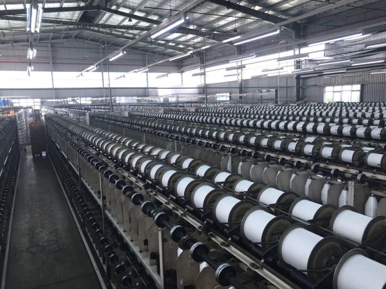 Lắp đặt biến tần 7.5kw 3p 380v cho hệ thống máy xe sợi