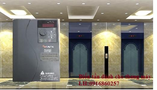 Biến tần cho thang máy