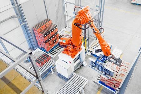 Robot Công Nghiệp 4.0