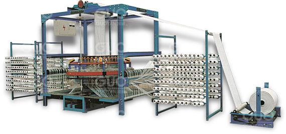 Máy sản xuất bao PP